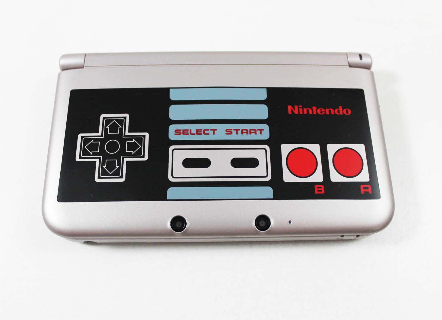 Nintendo 3ds Xl Nes Edition System