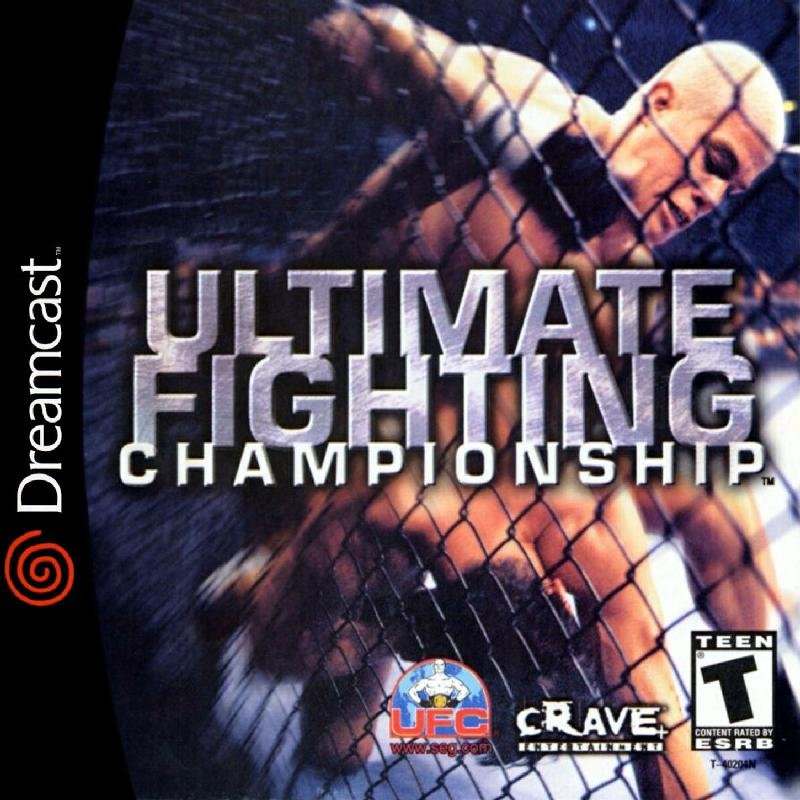 ufc ultimate fighter championship