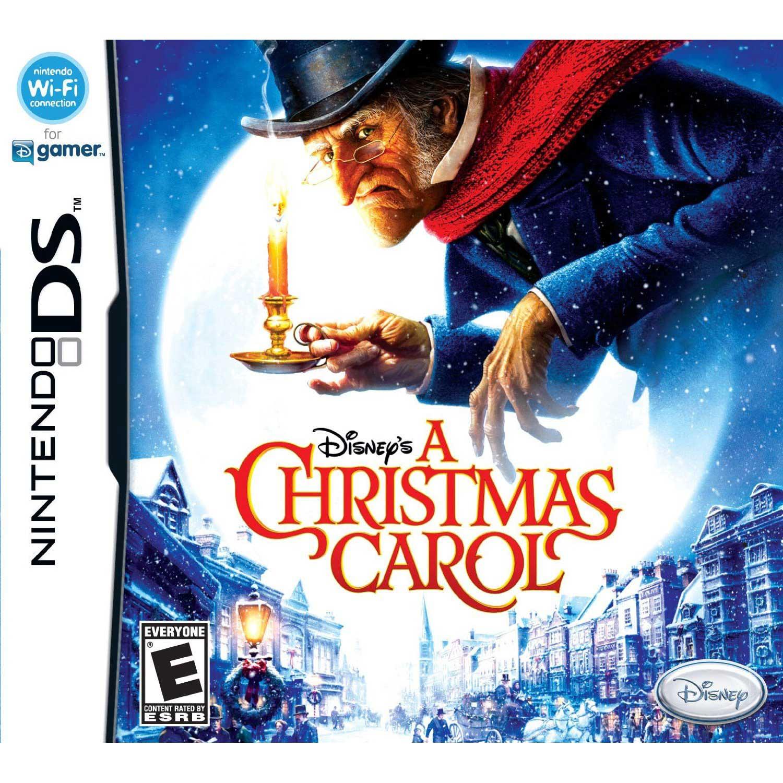 a christmas carol game