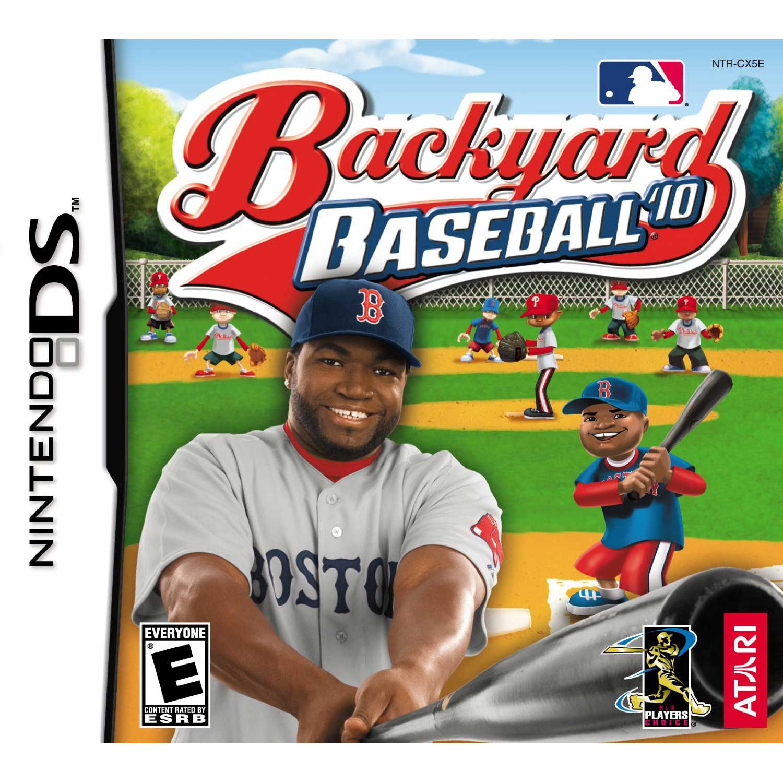 best backyard baseball game