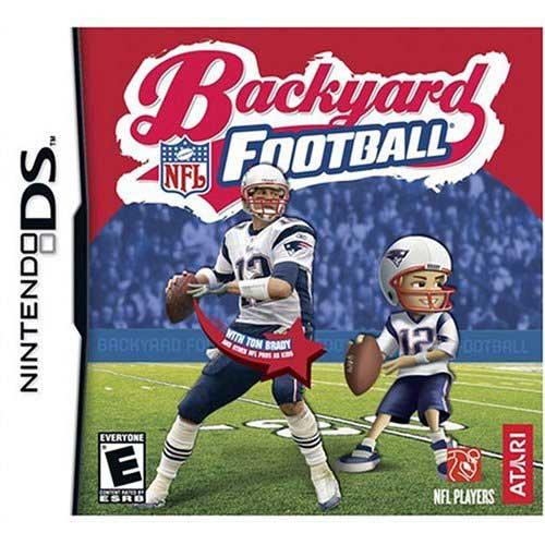 backyard football ds game backyard football gamecube game backyard