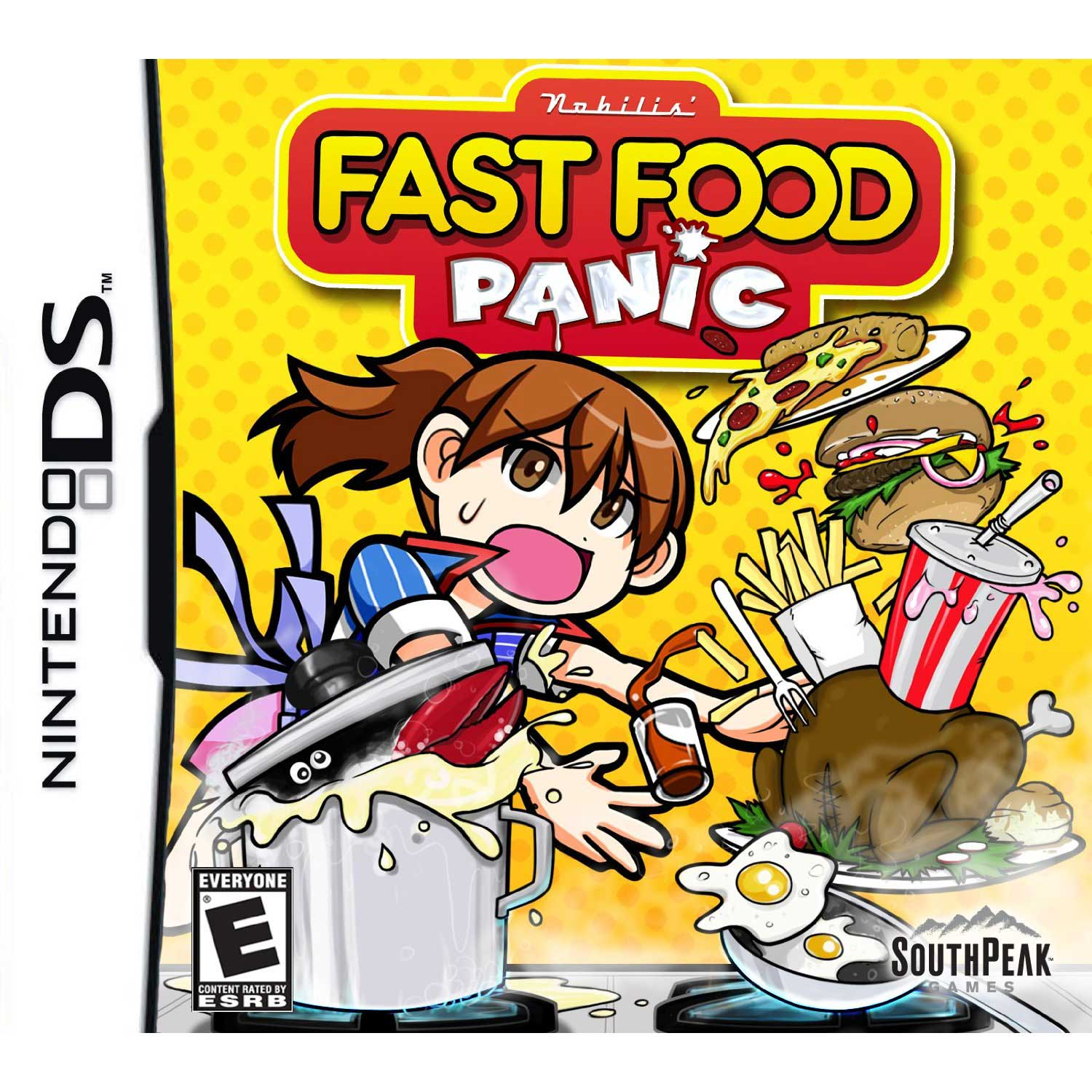 fast food games