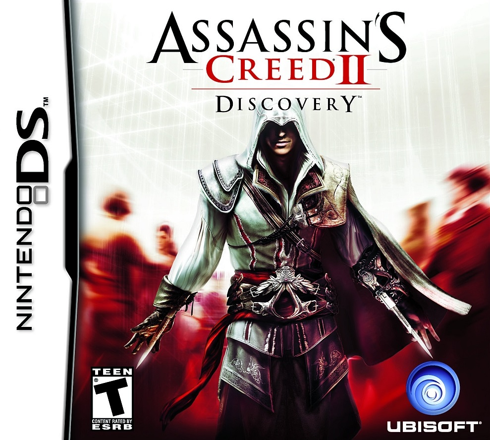 Assassin's Creed II: Discovery DS Game