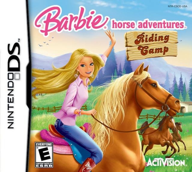 Barbie Horse Adventures Riding Camp