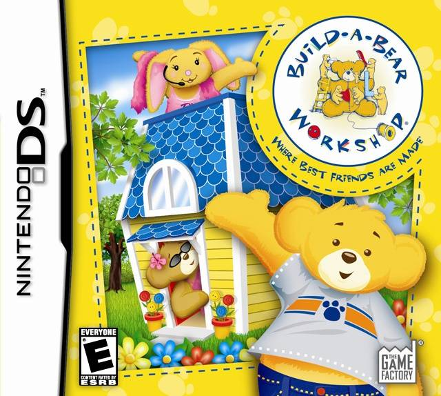 Build A Bear Workshop Game Ds