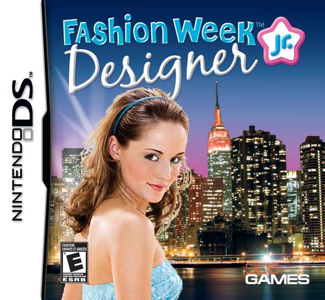 Fashion Week Junior Designer Ds Game
