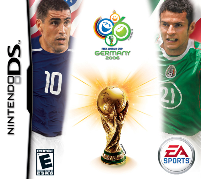 Fifa World Cup 2006 Germany Ds Game