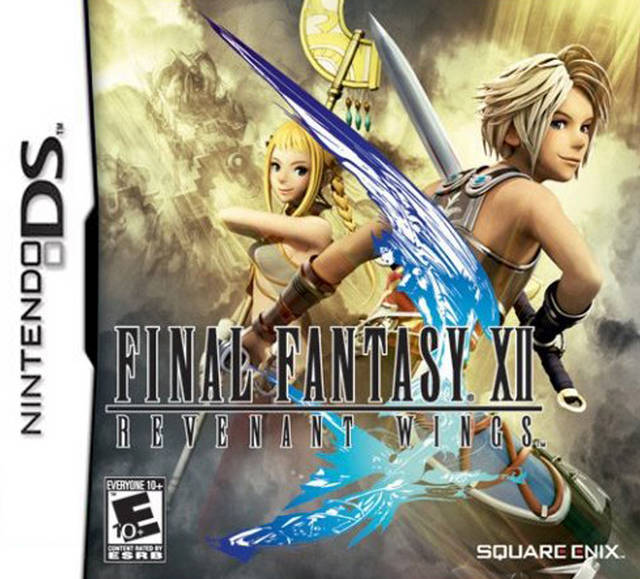 Final Fantasy XII Revenant Wings DS Game