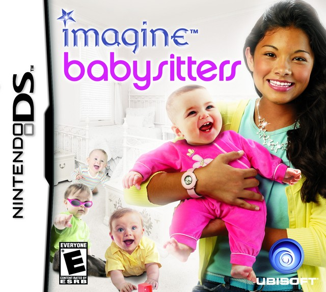 Imagine Babysitters DS Game