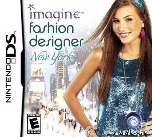 Imagine Fashion Designer New York Ds Game