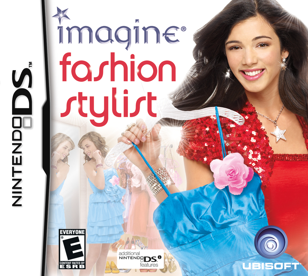 Imagine Fashion Designer for Nintendo 3DS - Nintendo Game Details 23