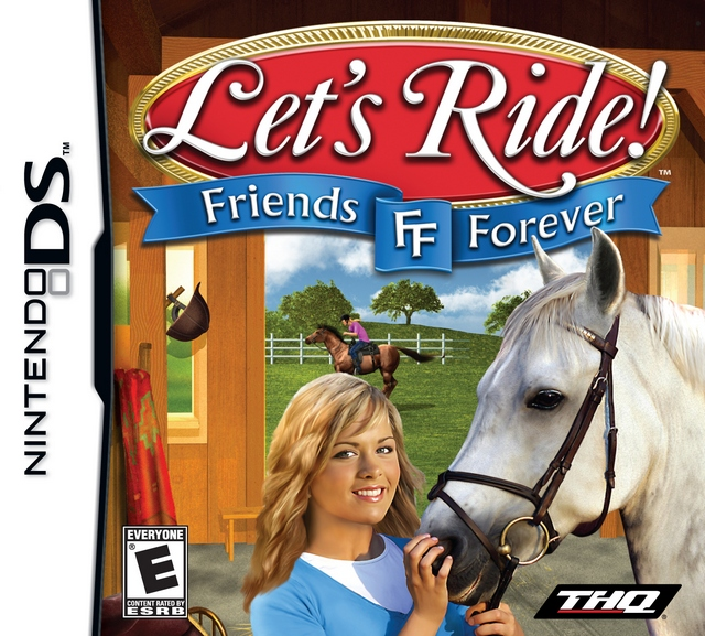 download lets ride friends forever game
