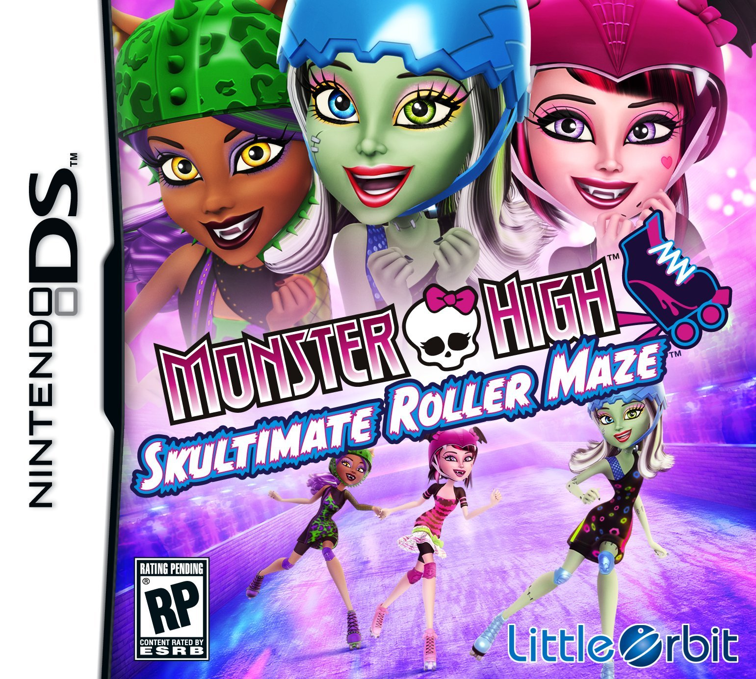 Monster High Ds Spiel