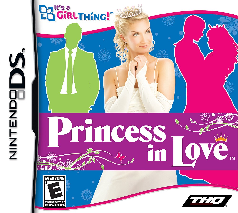 Princess In Love Ds Game