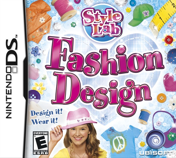 Style Lab Fashion Design Ds Game