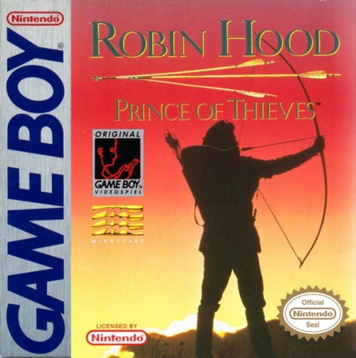 robin hood game boy