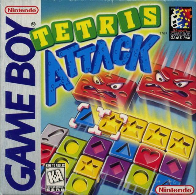 Tetris Attack (USA) (En Ja) ROM SNES ROMs