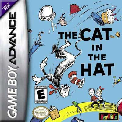 Game Boy Advance Cat In The Hat