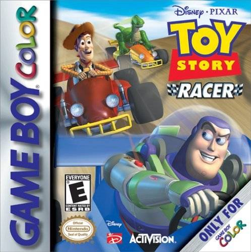 Buzz Lightyear Online Car Game