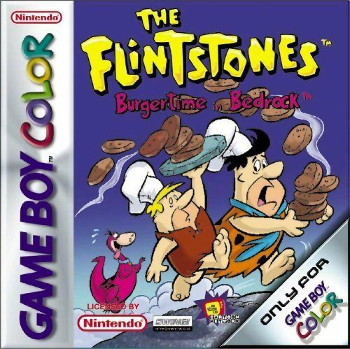 flintstones game boy advance