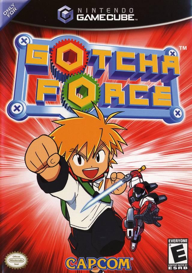 Gotcha Force | Gotcha Force Wiki | Fandom