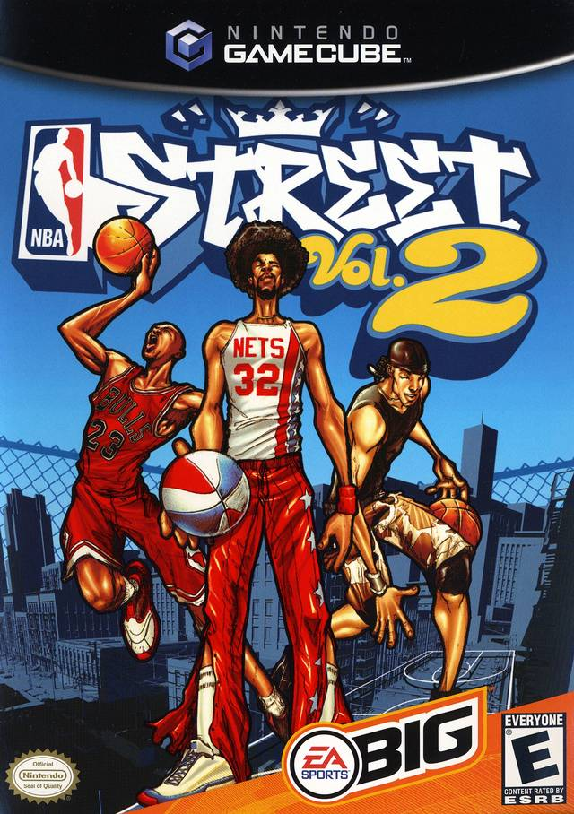 Nba Street Vol 2 Gamecube Game