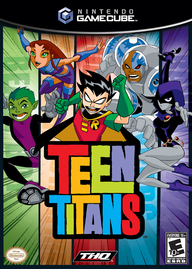 Have Ultimate teen titans