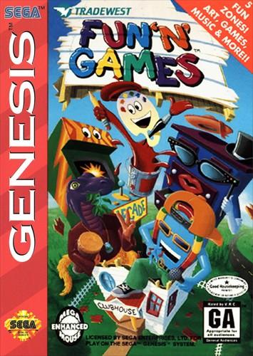 Fun Games For Xbox Original : Fun and games sega genesis