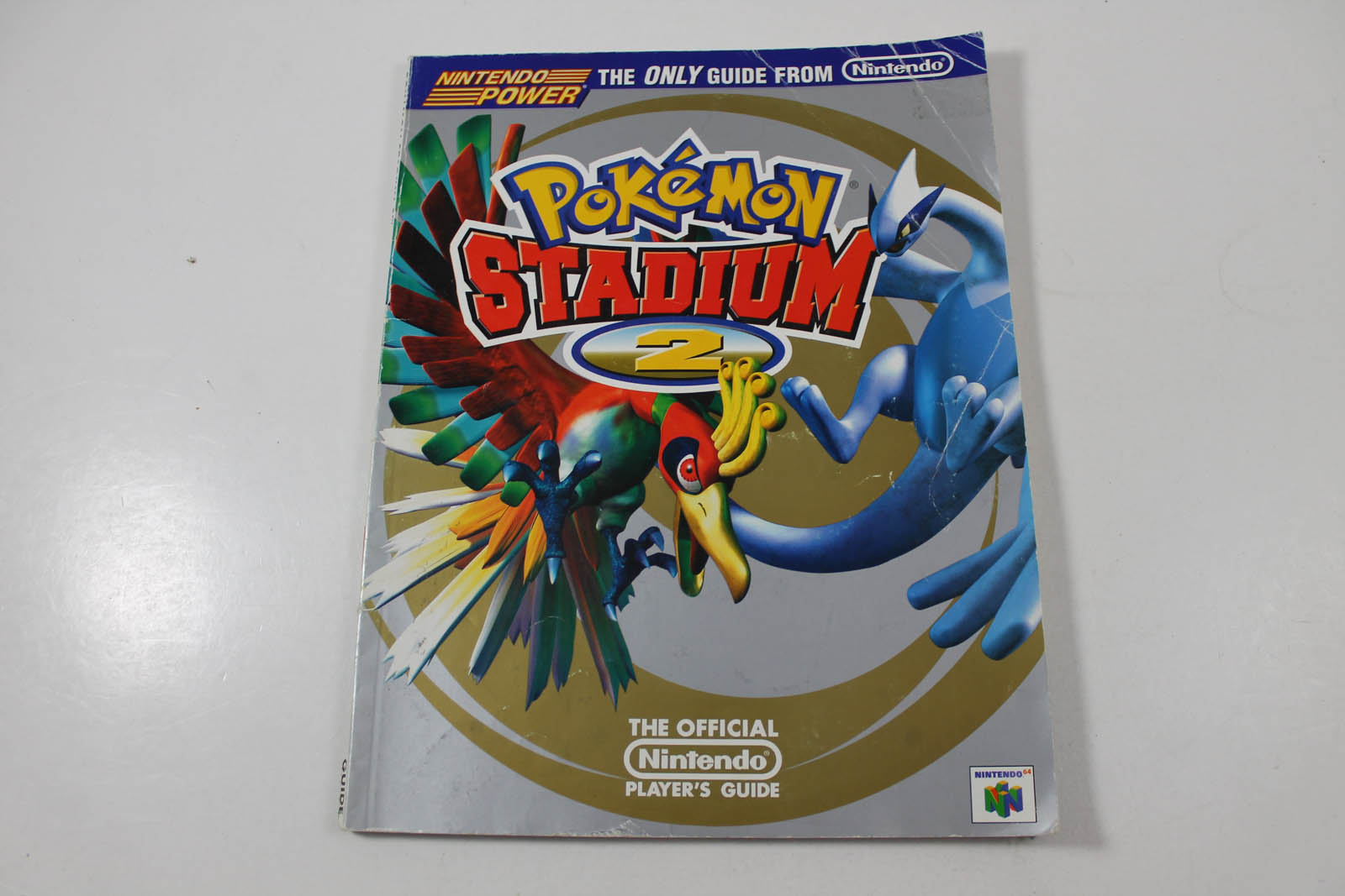 Pokemon Stadium 2 Official Players Guide - Nintendo Power