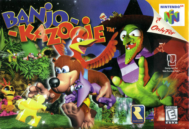 banjo kazooie - photo #13