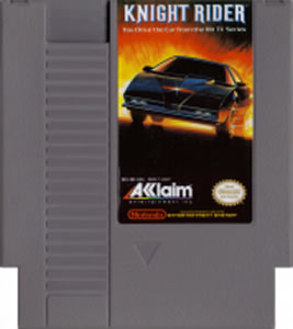 knight rider video game