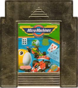 micro machine snes