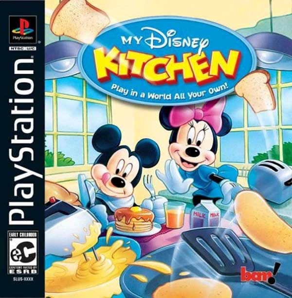 Disney Games For Ps3 : My disney kitchen sony playstation