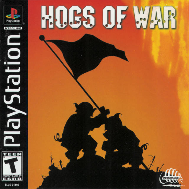 Hogs Of War Psp