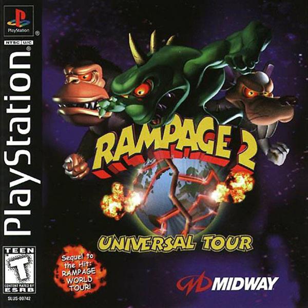 Rampge World Tour
