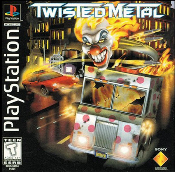 game twisted metal