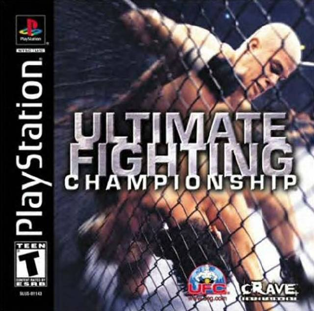 ufc ultimate fighting championship
