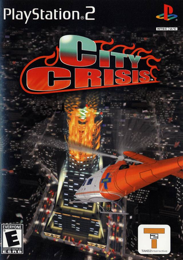 City Crisis Sony Playstation 2 Game
