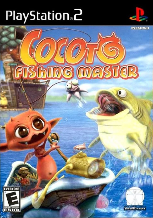 Cocoto fishing master sony playstation 2 game for Ps3 fishing games
