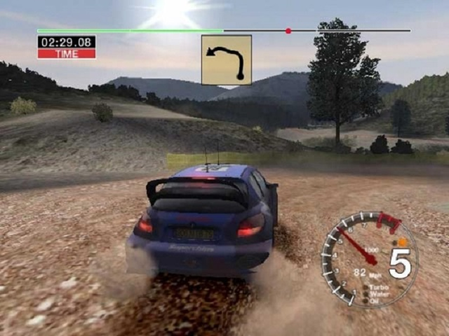 colin mcrae rally 3 sony playstation 2 game. Black Bedroom Furniture Sets. Home Design Ideas