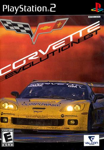 Corvette For Sale >> Corvette Evolution GT Sony Playstation 2 Game