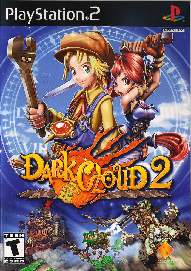 Dark Cloud 2 Sony Playstation 2 Game
