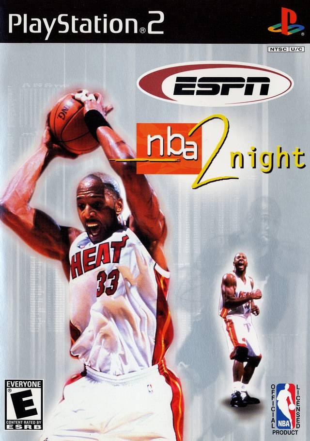 ESPN NBA 2Night Sony Playstation 2 Game