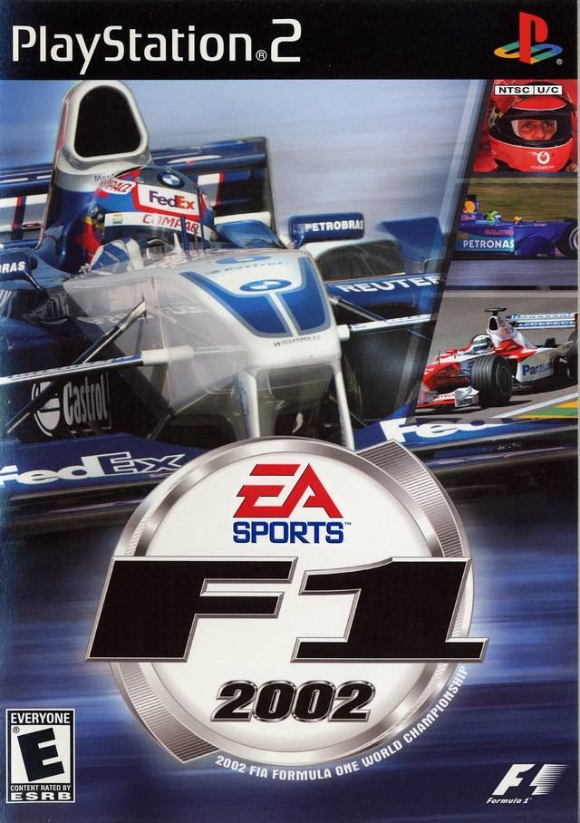 F1 2001 2001 pc game Img-2