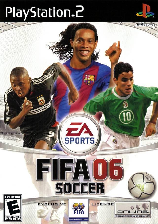 fifa 2006 juego: