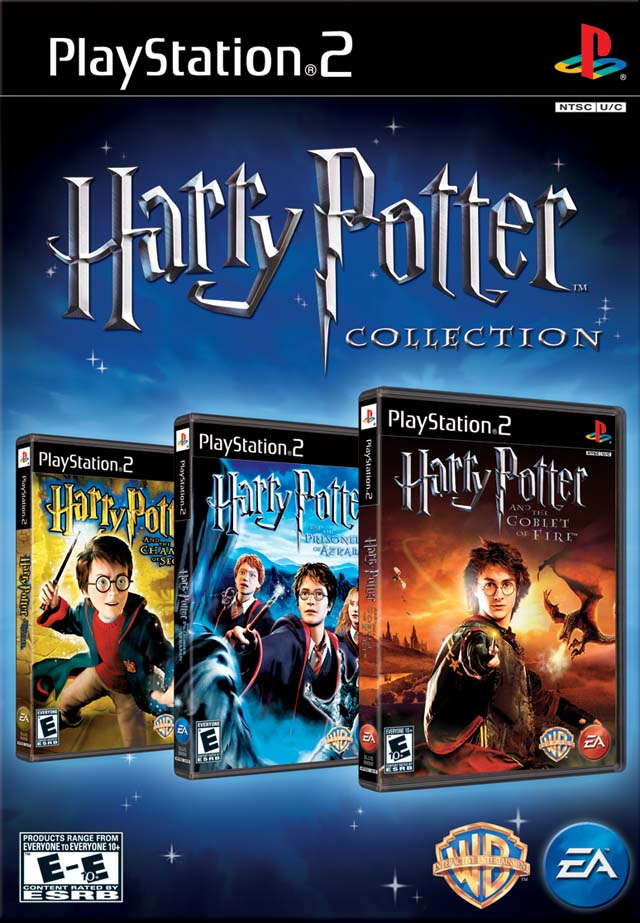 best harry potter ps2 game