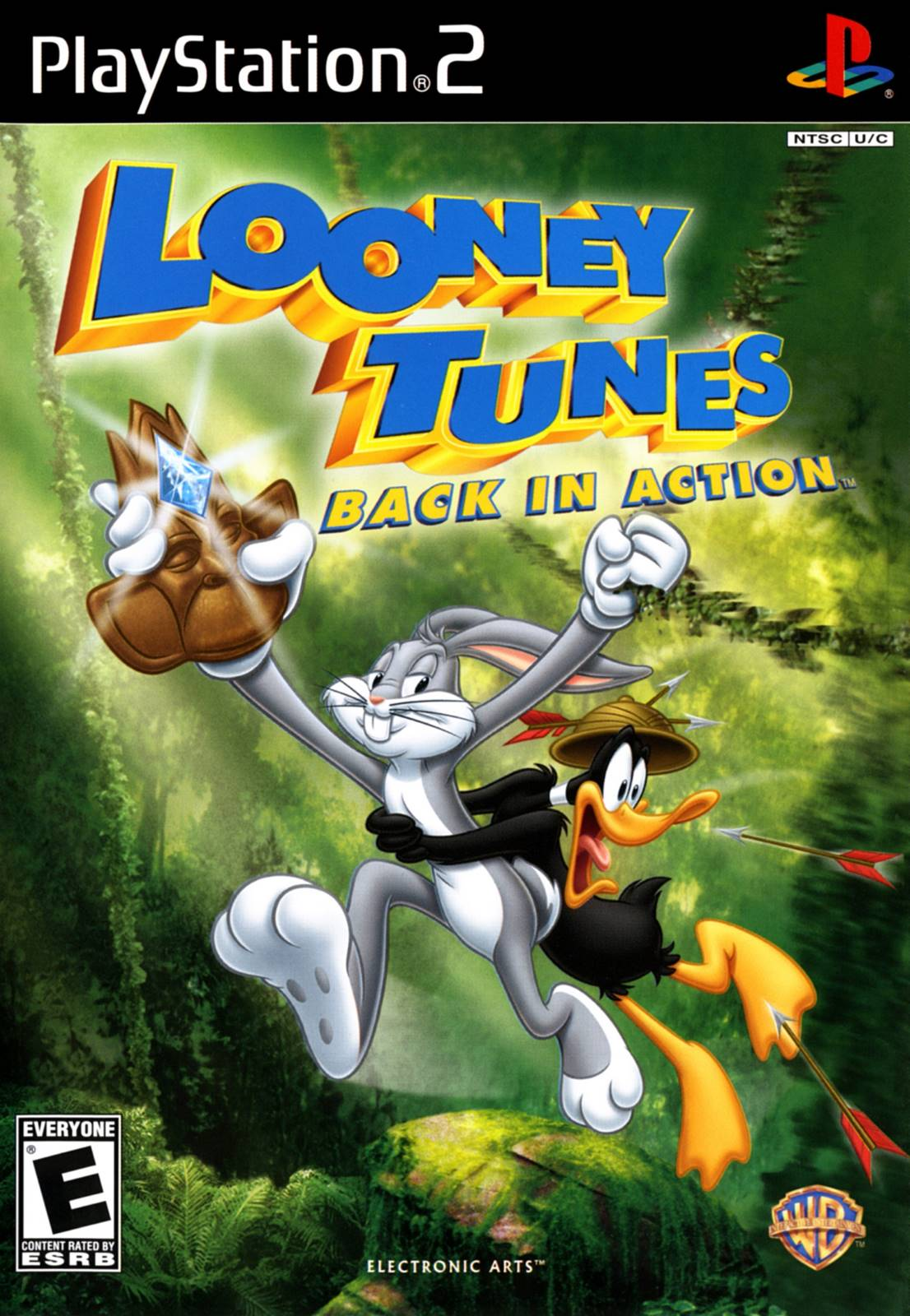 Looney Tunes Back In Action Sony Playstation 2 Game