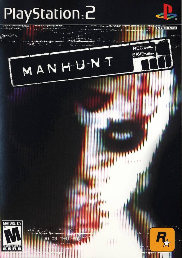 Manhunt Sony Playstation 2 Game