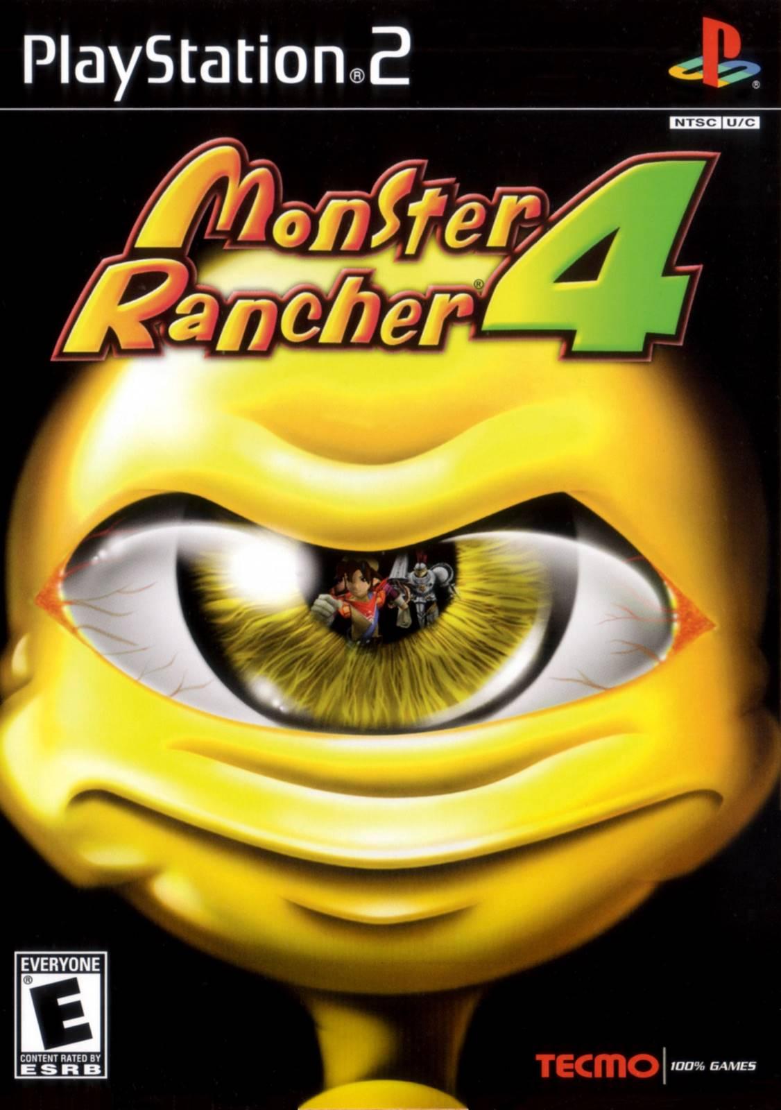 Monster rancher pron fucked photo