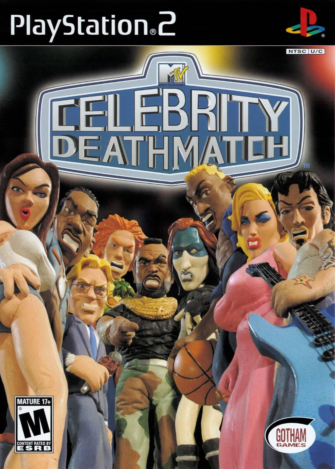 Mtv celebrity deathmatch pc